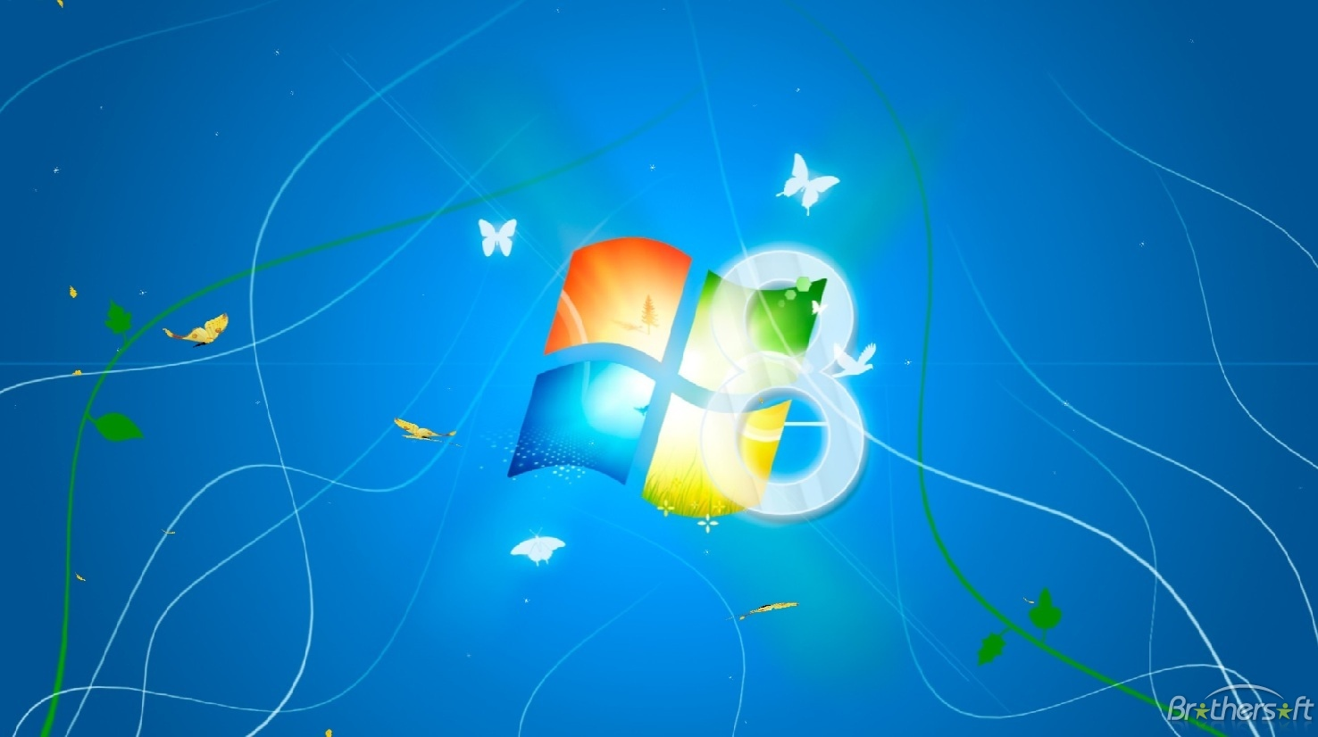 3d Animation Wallpaper For Windows 8