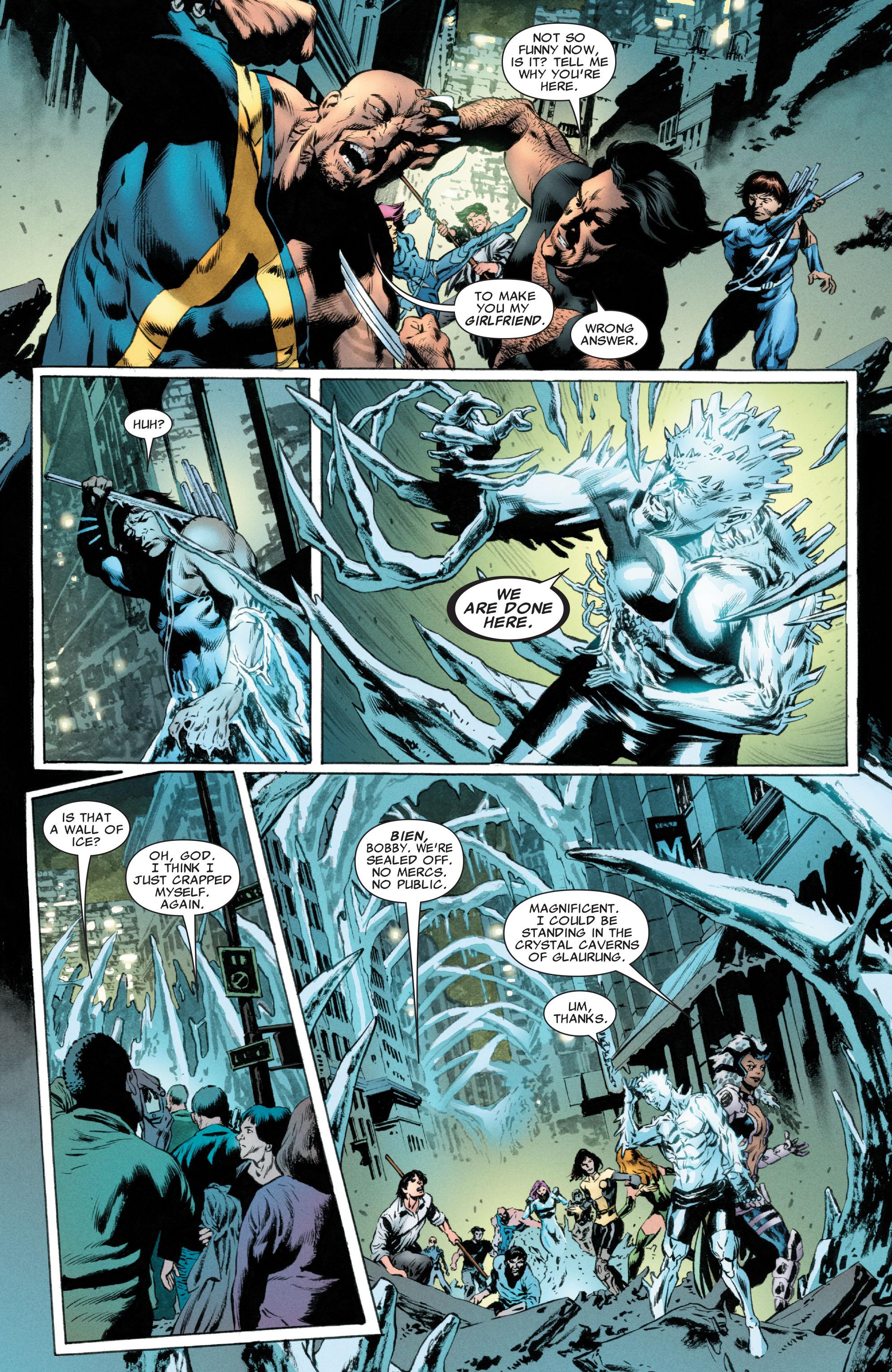Read online Astonishing X-Men (2004) comic -  Issue #49 - 13