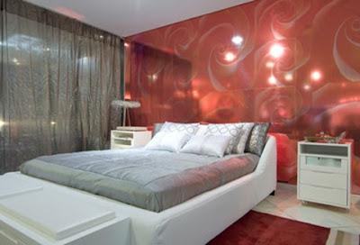 romantic colors: dekorasi untuk kamar tidur utama (couple