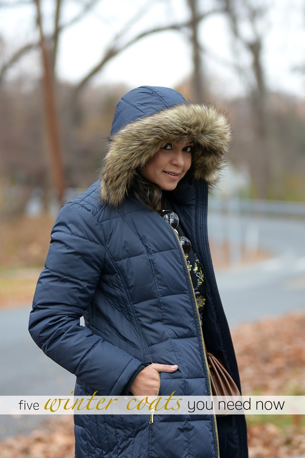 five winter coats and jackets we all need in our closet, winter fashion, style, puffer coat , myriad musings .jpg