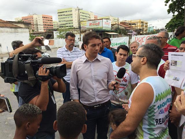 RJTV exibe matéria sobre Parque Realengo Verde nesta terça (9)