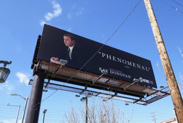 Ray Donovan 2018 Phenomenal Emmy FYC billboard