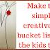 A Simple, Creative Bucket List of Fun Fall Activities