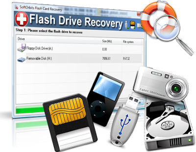 SoftOrbits Flash Drive Recovery 3.1 Sundeep Maan