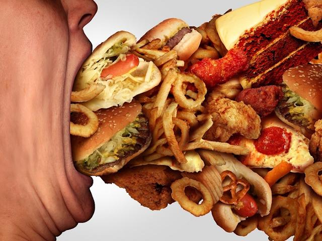 Ăn quá nhiều