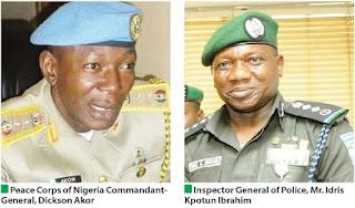 Nigerian Peace Corps Recruitment