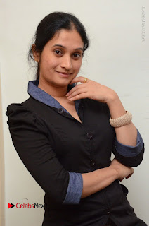Telugu Actress Priyanka Pallavi Stills in Micro Mini Skirt at Nenosthaa Movie Song Launch at Radio City  0034.JPG