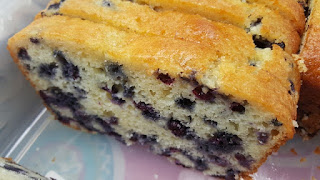 amish blueberry cake recipe
