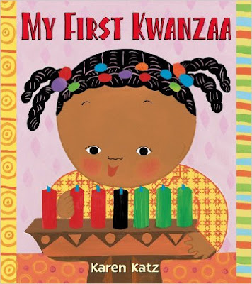 https://www.amazon.com/My-First-Kwanzaa-Holiday/dp/1250050464/ref=sr_1_3?s=books&ie=UTF8&qid=1467737306&sr=1-3&keywords=Kwanzaa+book