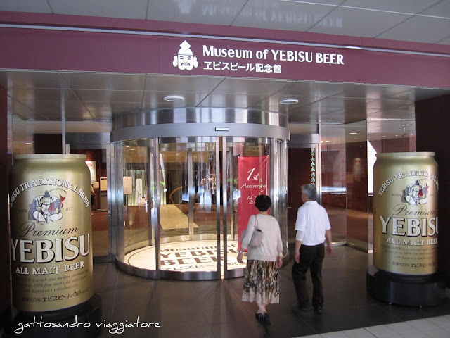 Museo della Birra Yebisu