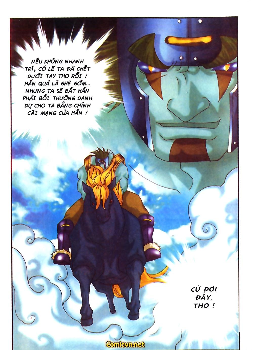 Thần thoại Bắc Âu - Chapter 31: Trận chiến không cân sức - Pic 11
