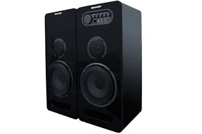 Speaker Aktif Sharp G 600U-BL Series