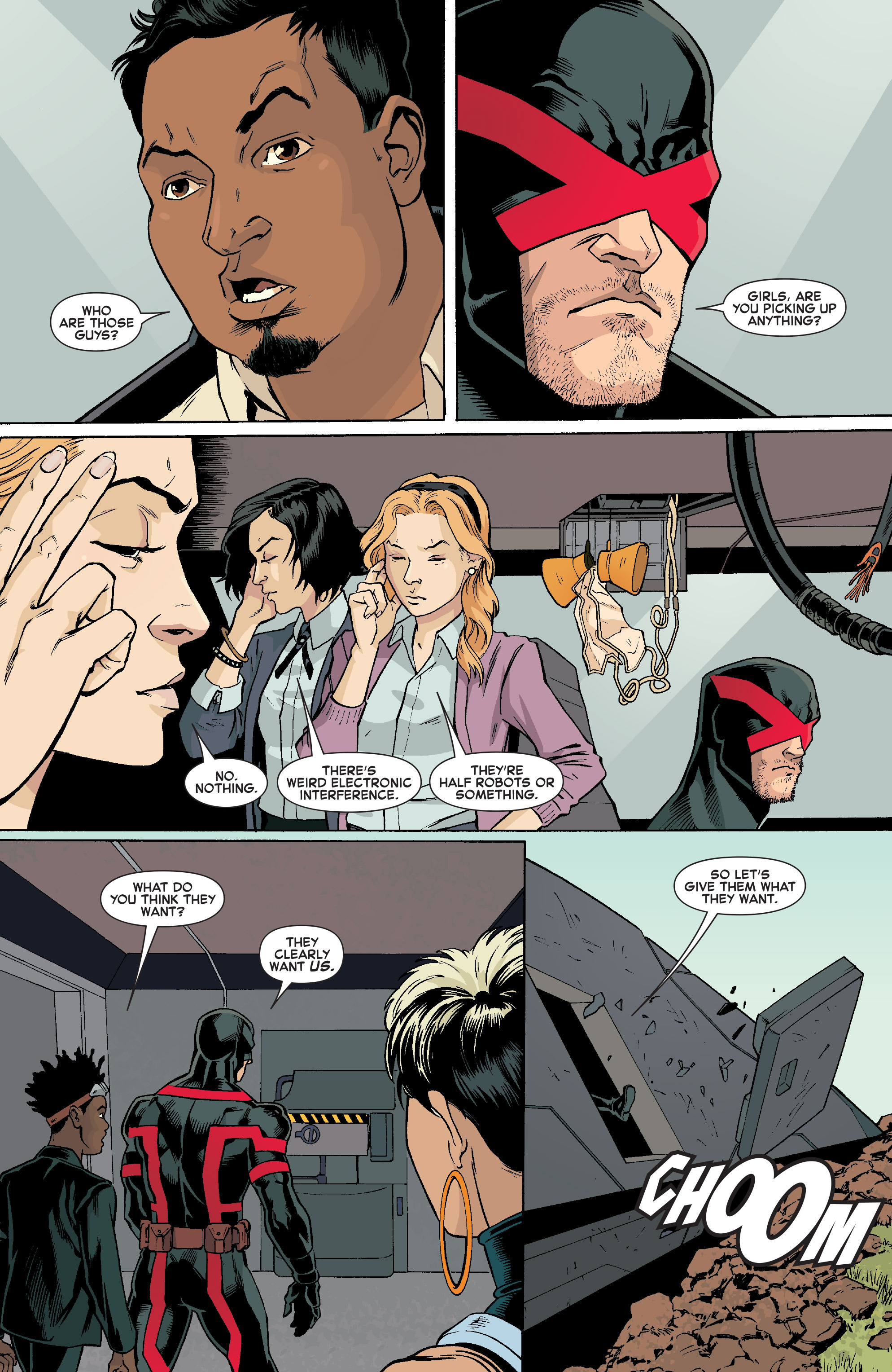 Read online Uncanny X-Men (2013) comic -  Issue # _Special 1 - 11