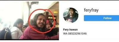 """Terungkap! Ini Identitas Pria Gondrong Yang Menyebut """"Banser Idiot"""" di Vlog Ahmad Dhani"""