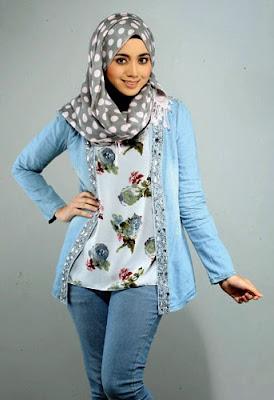 Kumpulan Desain Baju Muslim Remaja Sehari-hari - Kumpulan ...