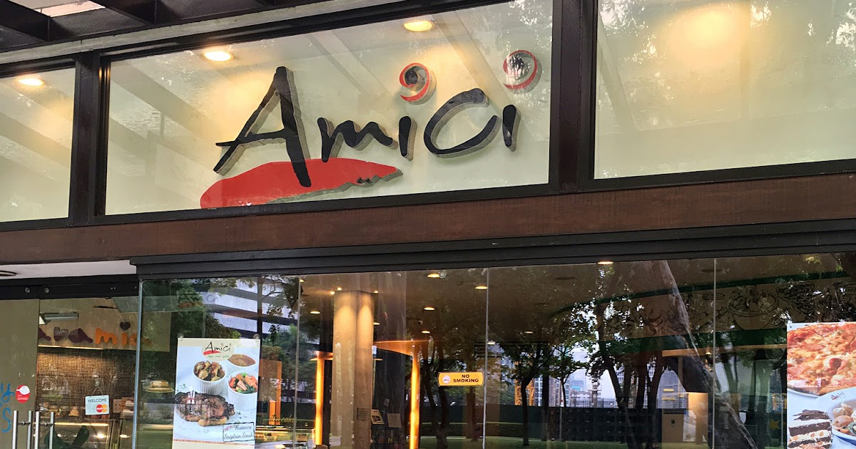 Amici: Introducing Fresh Italian Favorites by Chef Paolo Moran