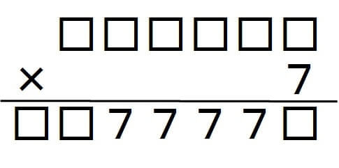 Can you solve this for missing numbers?