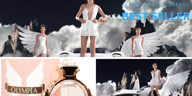 Parfum Olympea Paco Rabanne sensasi wewangian para ratu yunani yang elegan