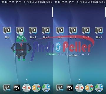 Multi BBM Mod (BBM2,BBM3,BBM4) V3.0.0.18 Apk Terbaru Gratis