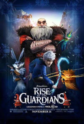Rise of the Guardians 2012 Dual Audio BRRip 170mb 480p
