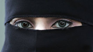 عيون منقبات