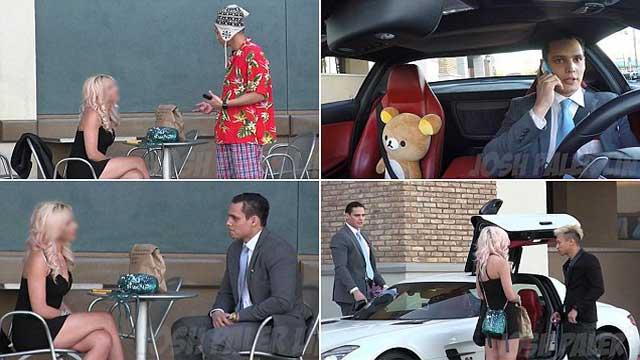 بالفيديو.. شاهد رد فعل فتاة أكتشفت أن الشاب الفقير الذي رفضت الخروج معه ثري