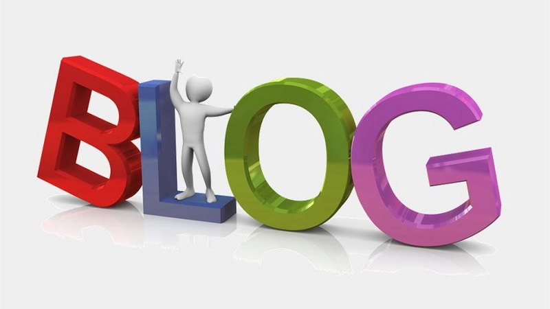 How to write a blog by Mansoor Ahmed