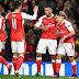 Arsenal 6-0 Ludogorets