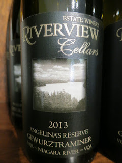 Riverview Angelina's Reserve Gewurztraminer 2013 (89+ pts)