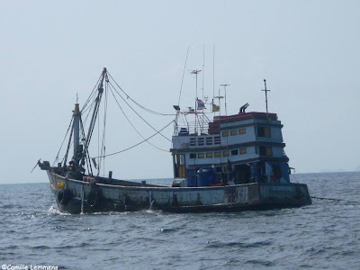 Fishing Trawler, Gulf of Thailand