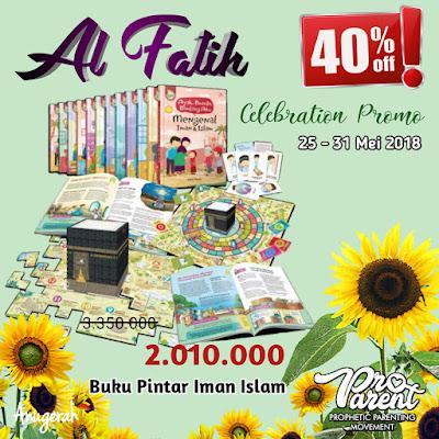 Buku Pintar Iman Islam dari Sygma!
