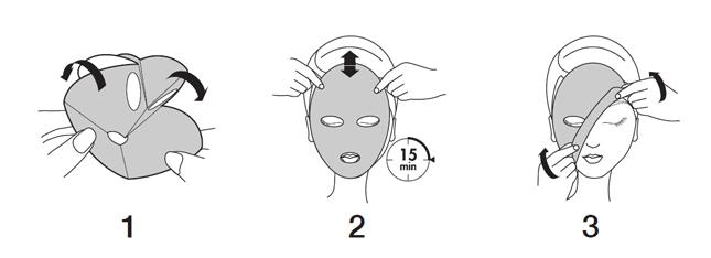 masque tissu sephora utilisation avis