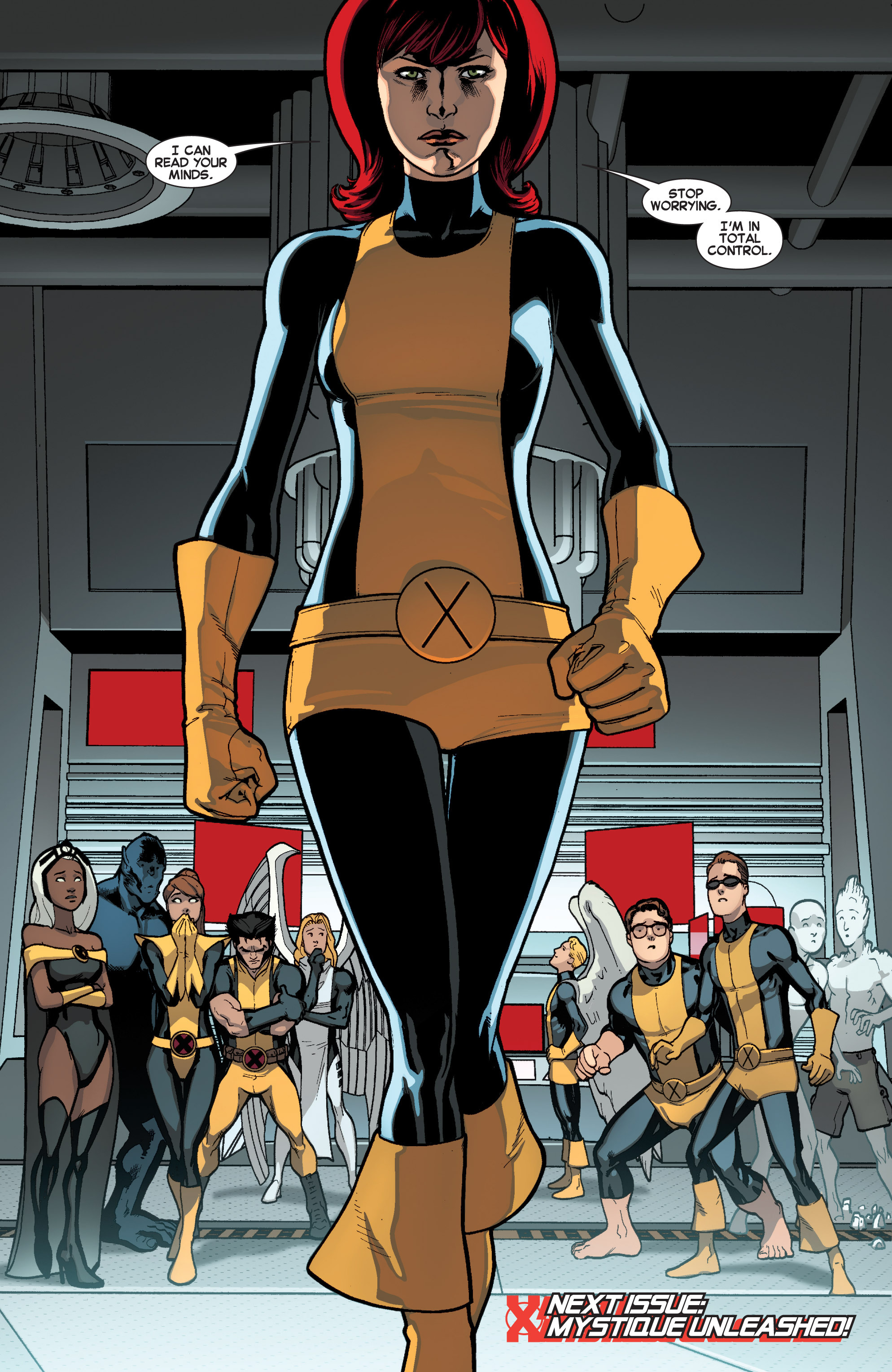 Read online All-New X-Men (2013) comic -  Issue # _Special - Here To Stay - 63
