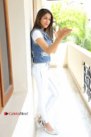 Telugu Actress Lavanya Tripathi Latest Pos in Denim Jeans and Jacket  0104.JPG