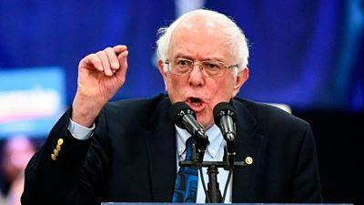 Bernie Sanders se enfrenta a una audiencia agresiva