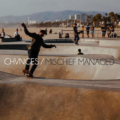 CHVNGES Unveil New Single 'Mischief Managed'