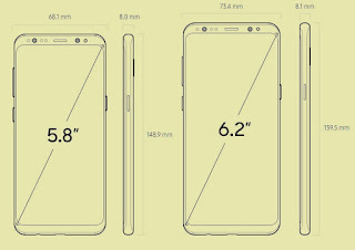 Galaxy S8 features