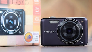 Samsung ES75 - Kamera Digital bekas