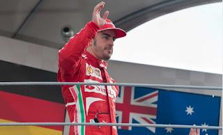 Fernando Alonso primer invitado de la nueva temporada de El Hormiguero