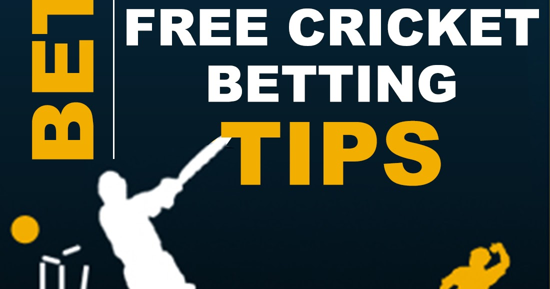 Our Free Cricket Betting Tips Give Fans Everywhere the Chance to Beat the Bookies and Go Home Rich