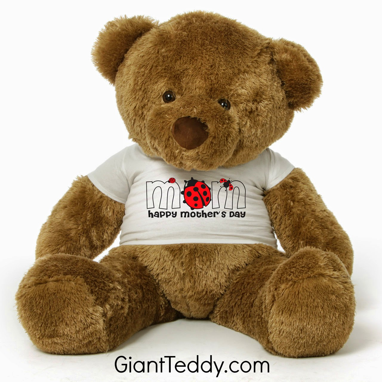 Giant Teddy bears for Mother's Day