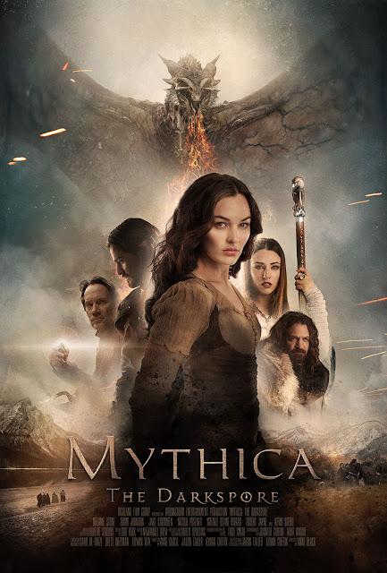 Mythica: The Darkspore (2015) ταινιες online seires oipeirates greek subs
