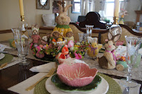 Storybook Easter Dining