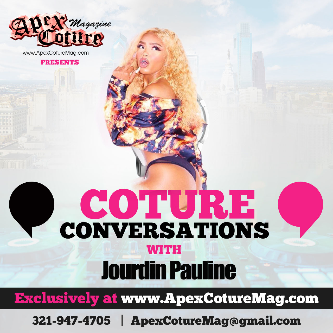Jourdin Pauline Interview