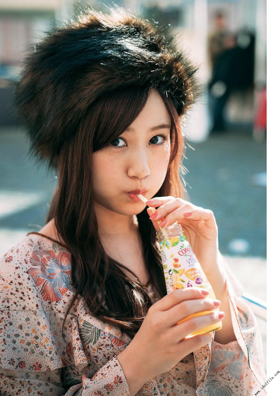 Hoshino Minami 星野みなみ, BRODY 2018 No.04 (ブロディ 2018年4月号)