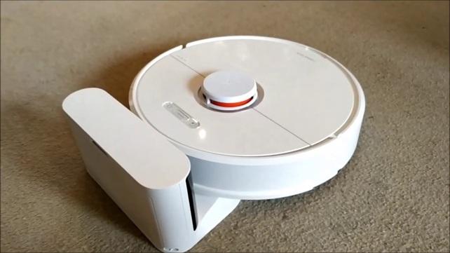 Roborock S6: robot aspirador con control por voz y sistema de mapeado inteligente