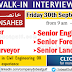 Walk-In Interviews at Khansaheb