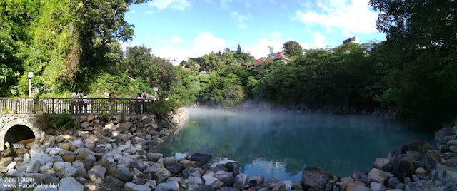 Panorama view of Thermal Valley!