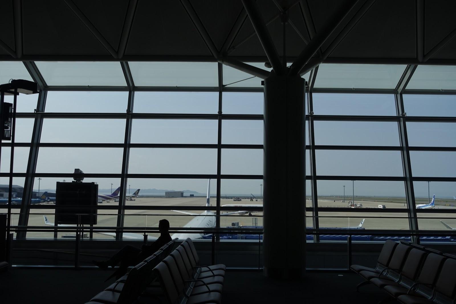 中部国際空港 待合室