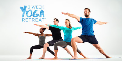 3 Week Yoga Retreat Beachbody on Demand, 3 Week Yoga Retreat Challenge, Beachbody on Demand, Beachbody Yoga on Demand,